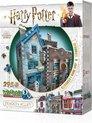 Wrebbit 3D Puzzle - Harry Potter Ollivander's Wand Shop & Scribbulus (295)