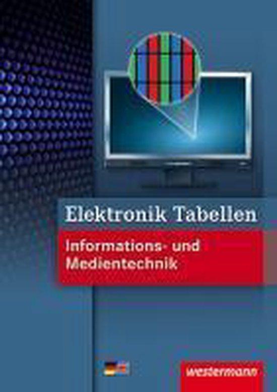 Elektronik Tabellen Informations- und Medientechnik
