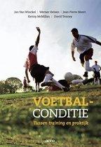 Boek cover Voetbalconditie van Jan van Winckel (Paperback)