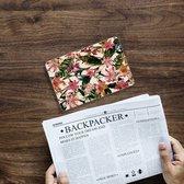 iPad Mini 4 Uniek Tablethoesje Flowers