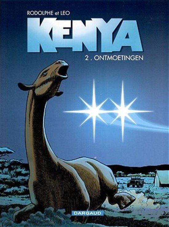Cover van het boek 'Kenya / 02. Ontmoetingen'