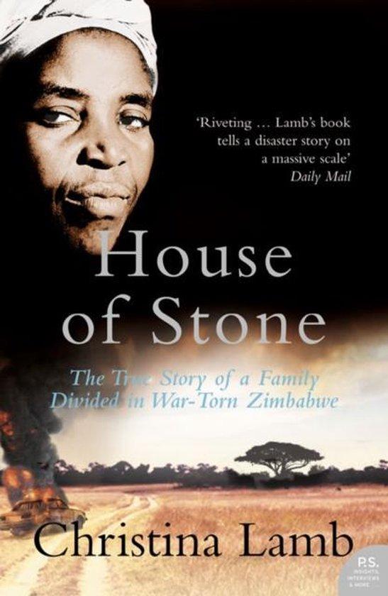 Boek cover House of Stone van Christina Lamb (Paperback)
