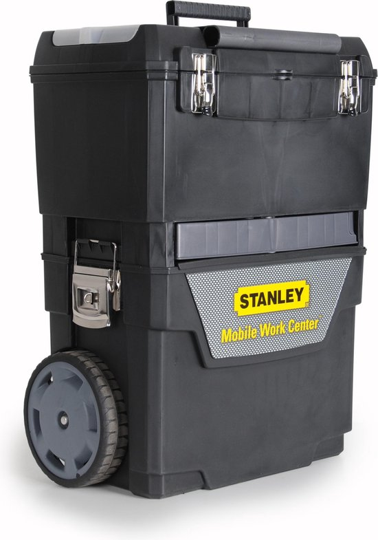 STANLEY Mobile Work Center 2in1