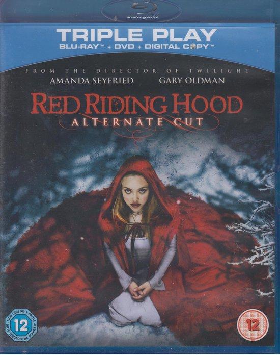 Cover van de film 'Red Riding Hood'