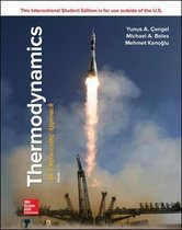 ISE Thermodynamics: An Engineering Approach
