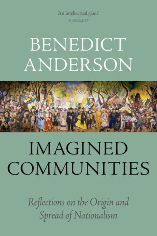 Afbeelding van Imagined Communities