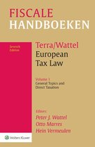 Omslag Fiscale handboeken  -  European Tax Law Vol 1 General Topics and Direct Taxation