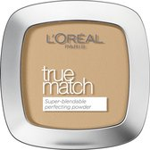 L'Oréal Paris True Match Foundation - W3 Golden Beige - Poeder
