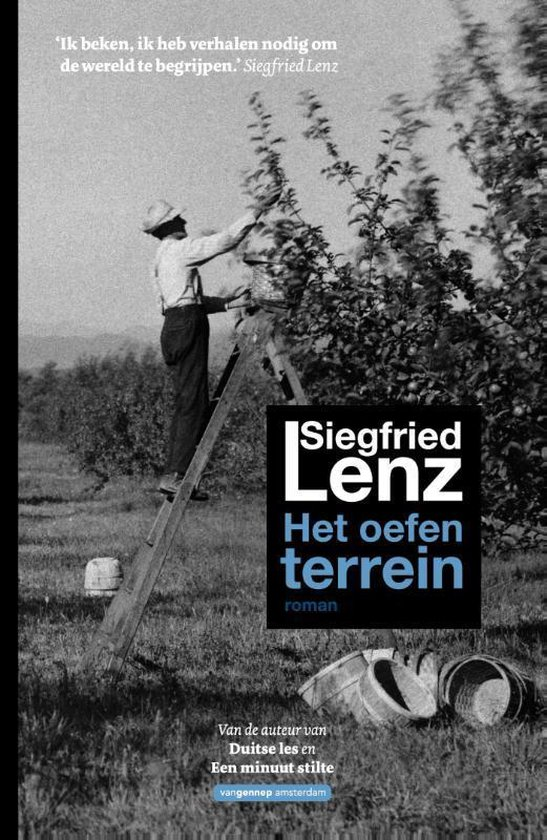 Het oefenterrein - Siegfried Lenz | Fthsonline.com