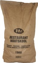 THM Restaurant Houtskool 15kg