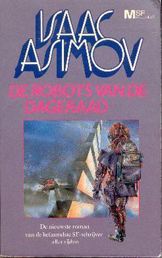 Robots van de dageraad - Isaac Asimov |