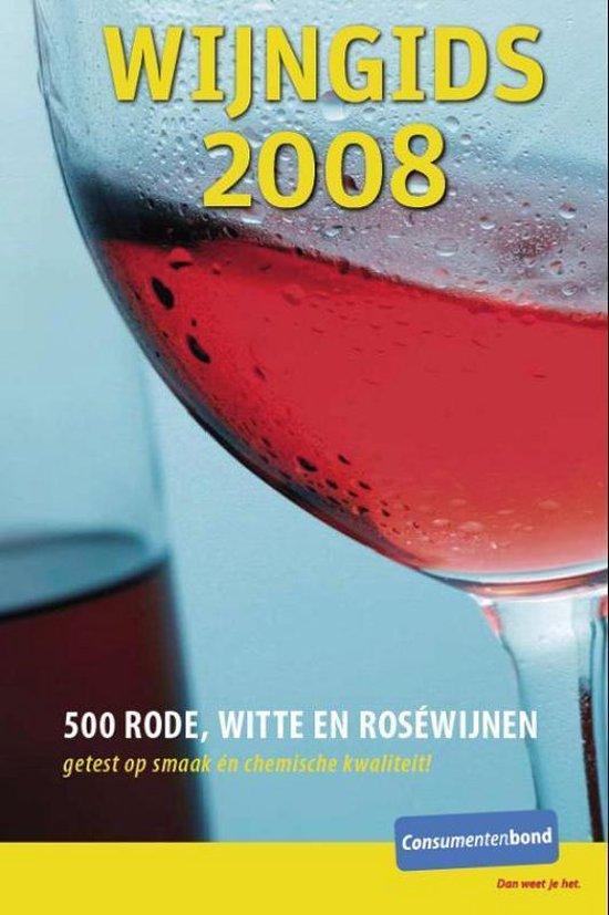 Wijngids 2008