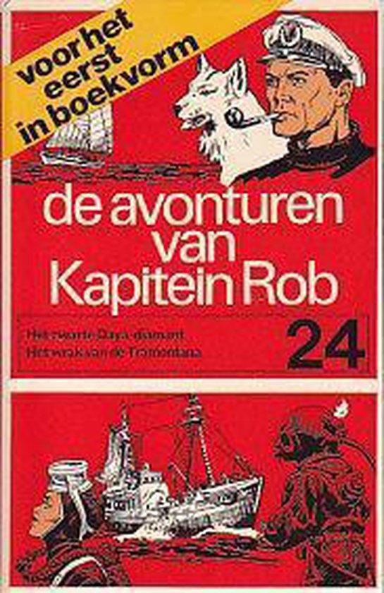 24 Avonturen van kapitein rob - Kuhn |