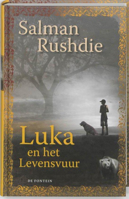 Luka En Het Levensvuur - Salman Rushdie |