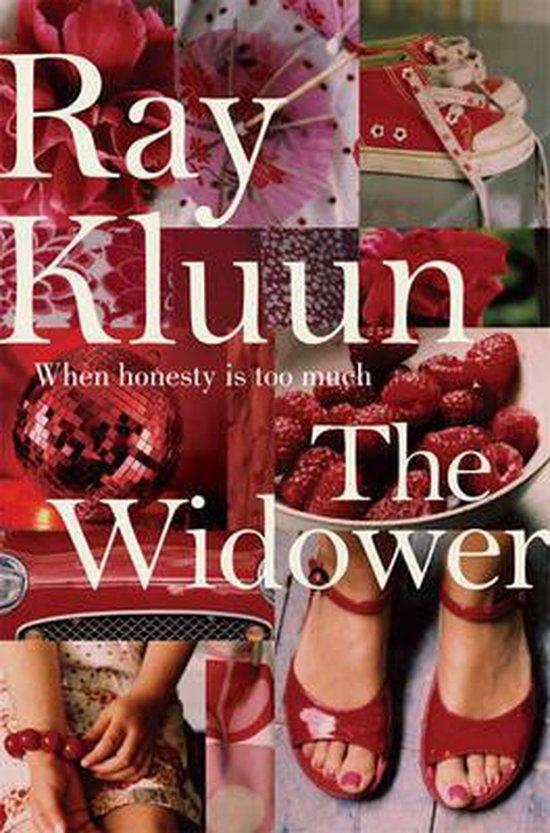 Boek cover The Widower van Ray Kluun (Paperback)