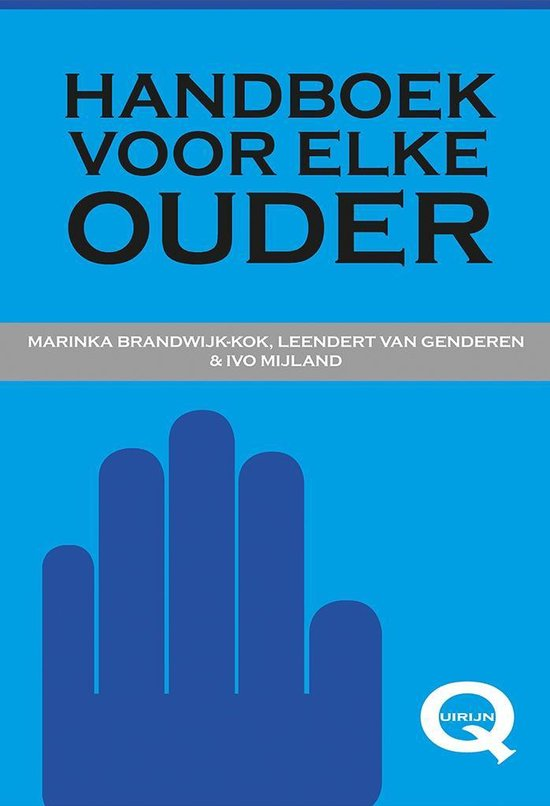 Handboek voor elke ouder - Marinka Brandwijk-Kok |