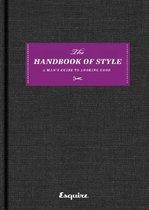 Boek cover Esquire The Handbook of Style van  (Hardcover)