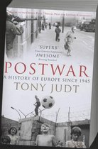 Boek cover Postwar van Tony Judt (Paperback)