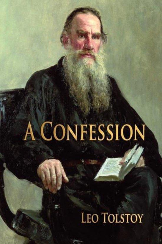 Boek cover A Confession van Leo Tolstoy (Paperback)