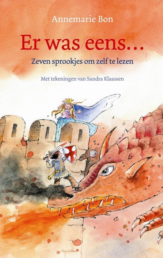 Boek cover Er was eens... van Annemarie Bon (Onbekend)