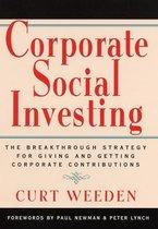 Corporate Social Investing