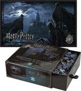 Noble Collection Legpuzzel Harry Potter: Dementors At Hogwarts 1000 Stukjes