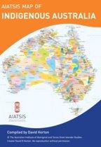 A3 Flat Aiatsis Map Indigenous Australia
