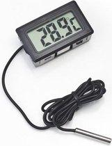 Digitale Thermometer - Oven / Koelkast Thermometer / Vloeistof / Auto / Aquarium Temperatuurmeter