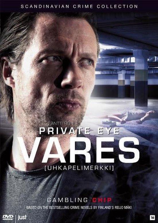 Cover van de film 'Private Eye Vares - Gambling Chip'