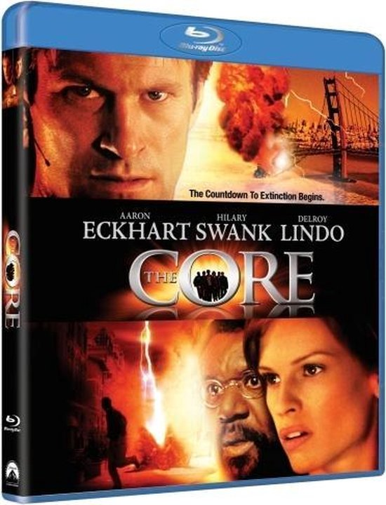 Cover van de film 'The Core'