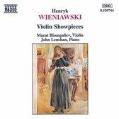 Wieniawski: Violin Showpieces / Bisengaliev, Lenehan