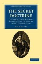The The Secret Doctrine 3 Volume Paperback Set The Secret Doctrine