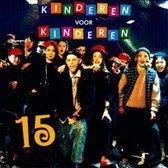 CD cover van Deel 15 van Kinderen voor Kinderen