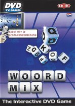 DVD TV Game - Woord Mix