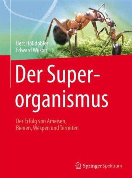 Boek cover Der Superorganismus van Bert Hoelldobler (Paperback)