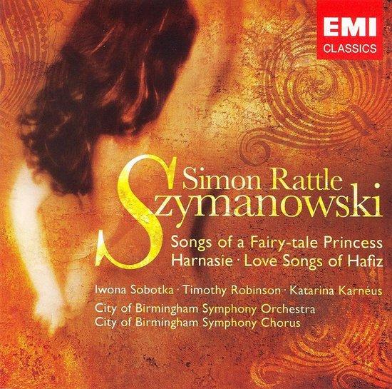 Szymanowski: Harnasie; Orchestral Songs