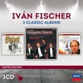 Ivan Fischer - Three Classic Albums