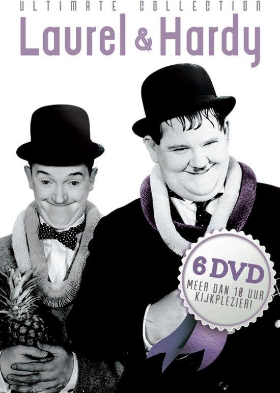 Cover van de film 'Laurel & Hardy - Ultimate Collection'