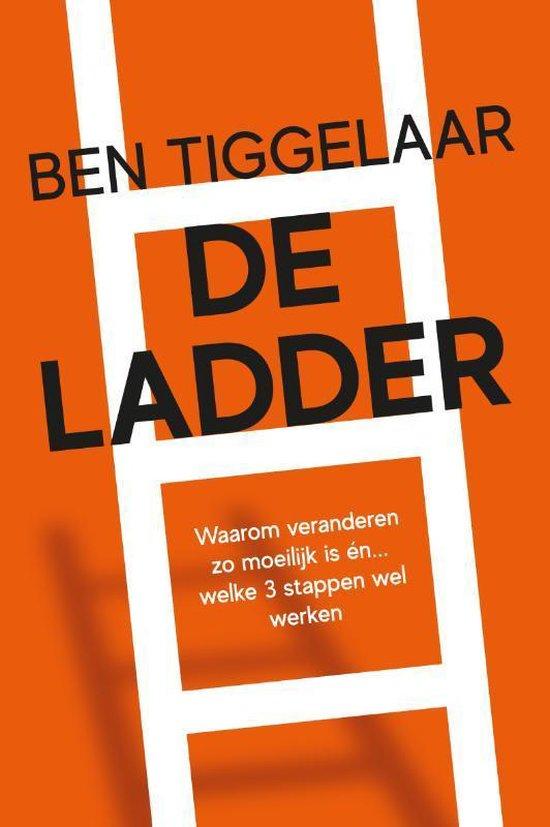 Boek cover De Ladder van Ben Tiggelaar (Hardcover)