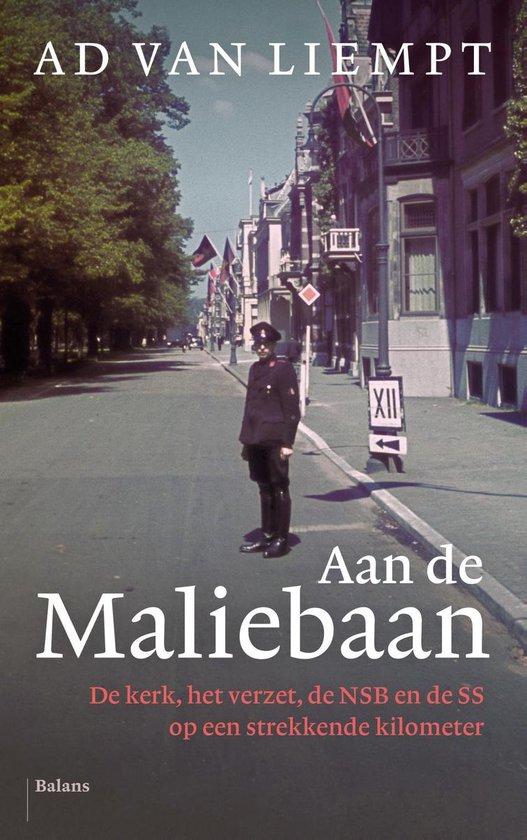 Aan de maliebaan - Ad van Liempt |