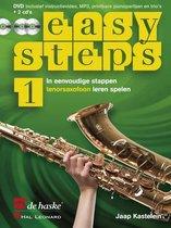 Easy Steps deel 1 methode voor Tenorsaxofoon