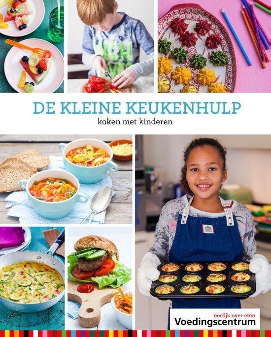 Boek cover De Kleine Keukenhulp van Stichting Voedingscentrum Nederl (Hardcover)