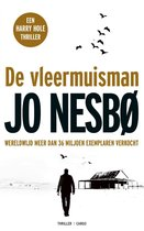 Boek cover Vleermuisman van Jo NesbØ (Onbekend)
