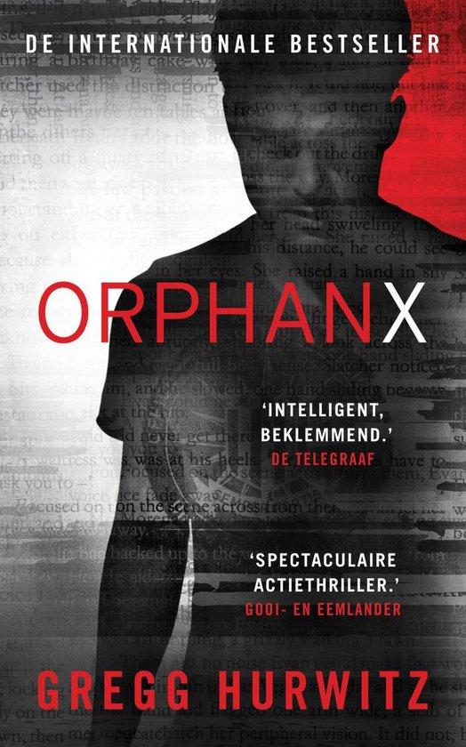 Orphan X 1 - Orphan X - Gregg Hurwitz |