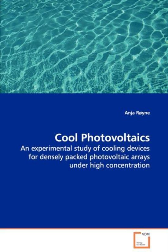 Cool Photovoltaics - An Experimental Study of Cooling Devices for Densely Packed Photovoltaic Arrays Under High Concentration