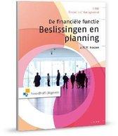 Boek cover Financieel management  -   De financiele functie van A.W.W. Heezen (Hardcover)