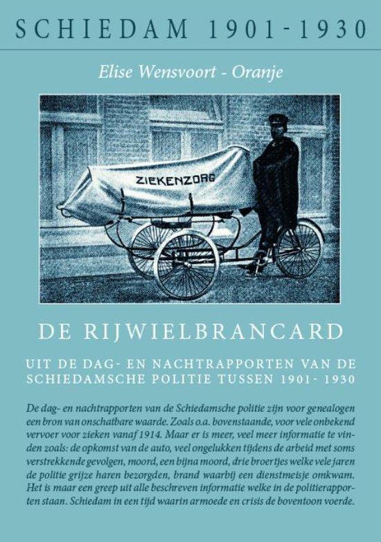 De rijwielbrancard - Elise Wensvoort-Oranje | Fthsonline.com
