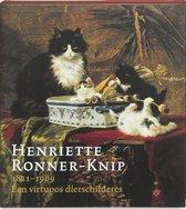 Henriette Ronner Knip 1821-1909 Luie Kat