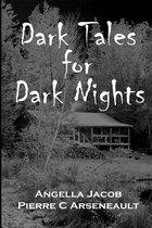 Omslag Dark Tales for Dark Nights