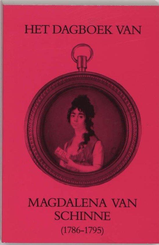 Dagboek v magdalena van schinne 1786-95 - Schinne |